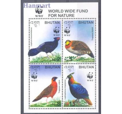 Znaczek Bhutan 2003 Mi bl 469 Czyste **