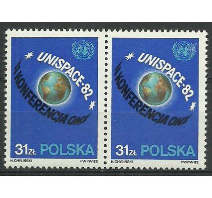 Znaczek Polska 1982 Mi 2816 Fi 2668 Czyste **
