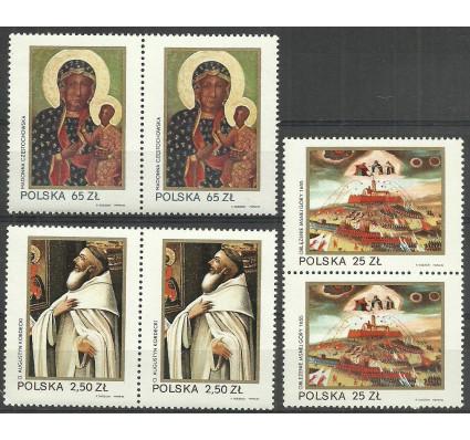 Znaczek Polska 1982 Mi 2818-2820 Fi 2670-2672 Czyste **