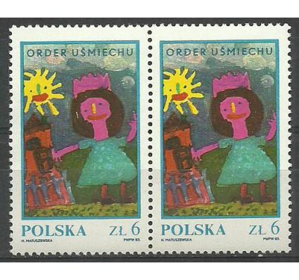 Znaczek Polska 1983 Mi 2877 Fi 2729 Czyste **