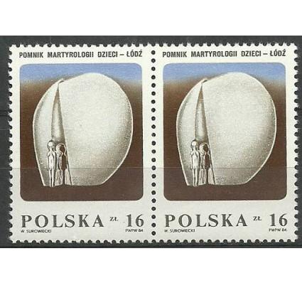 Znaczek Polska 1984 Mi 2936 Fi 2788 Czyste **