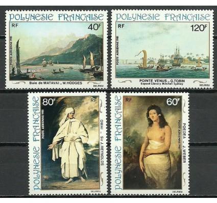 Znaczek Polinezja Francuska 1981 Mi 339-342 Czyste **