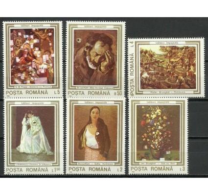 Znaczek Rumunia 1990 Mi 4622-4627 Czyste **