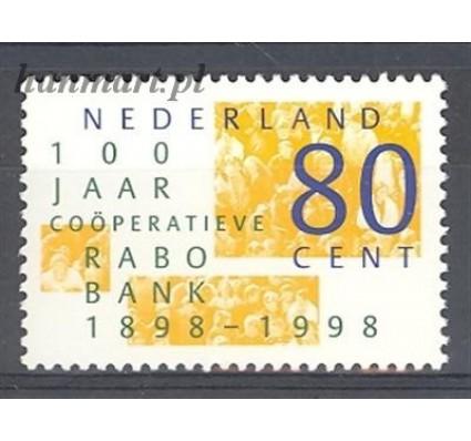 Holandia 1998 Mi 1659 Czyste **