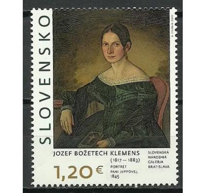 Znaczek Słowacja 2017 Mi 826 Czyste **