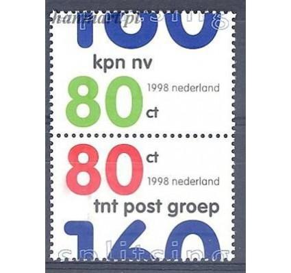 Holandia 1998 Mi 1663-1664 Czyste **