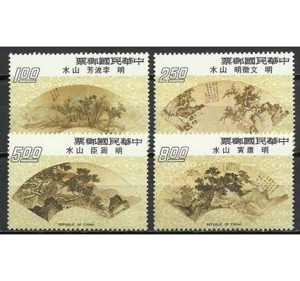 Znaczek Tajwan 1975 Mi 1075-1078 Czyste **