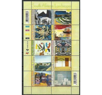 Znaczek Republika Południowej Afryki 2005 Mi ark 1653-1662 Czyste **