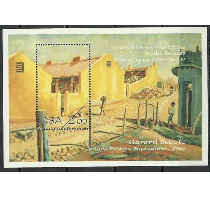 Znaczek Republika Południowej Afryki 1996 Mi spe bl43 Czyste **