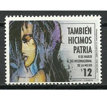 Znaczek Urugwaj 2012 Mi 3223 Czyste **