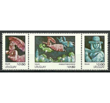 Znaczek Urugwaj 1978 Mi 1508-1510 Czyste **