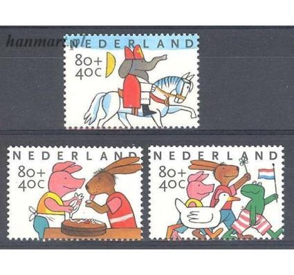 Holandia 1998 Mi 1680-1682 Czyste **