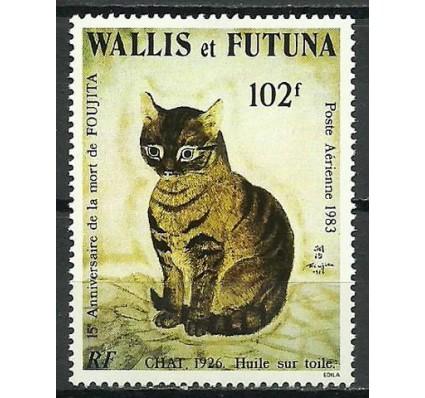 Znaczek Wallis et Futuna 1983 Mi 442 Czyste **