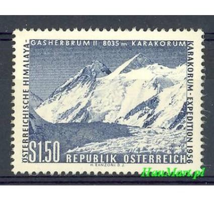 Znaczek Austria 1957 Mi 1036 Czyste **