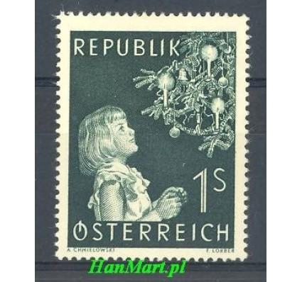 Znaczek Austria 1953 Mi 994 Czyste **