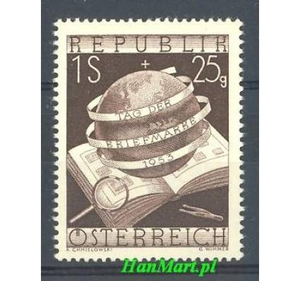 Znaczek Austria 1953 Mi 995 Czyste **