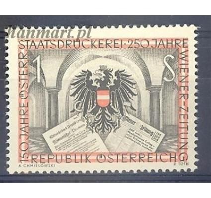 Znaczek Austria 1954 Mi 1011 Czyste **