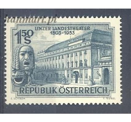 Znaczek Austria 1953 Mi 988 Czyste **