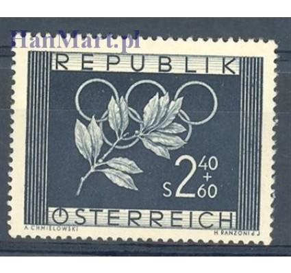 Znaczek Austria 1952 Mi 969 Czyste **