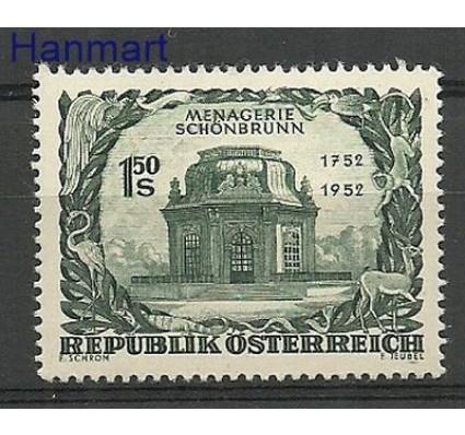 Znaczek Austria 1952 Mi 973 Czyste **