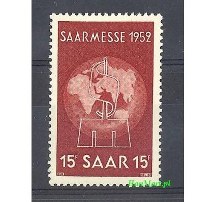 Znaczek Saara 1952 Mi 317 Czyste **