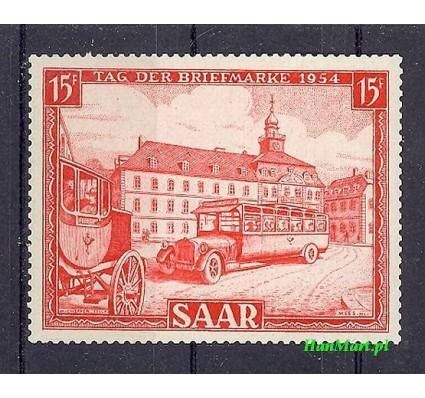 Znaczek Saara 1954 Mi 349 Czyste **