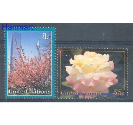 Znaczek Narody Zjednoczone Nowy Jork 1997 Mi 730-731 Czyste **