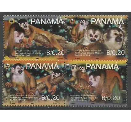 Znaczek Panama 2007 Mi 1921-1924 Czyste **