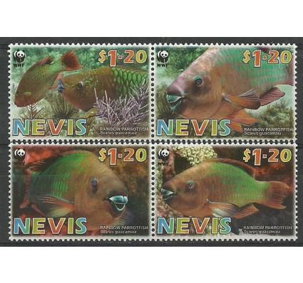 Znaczek Nevis 2007 Mi 2208-2211 Czyste **