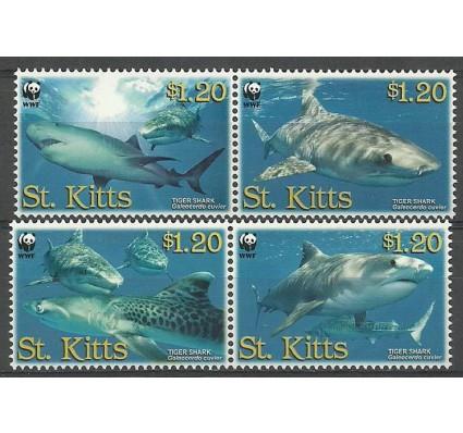 Znaczek Saint Kitts 2007 Mi 955-958 Czyste **