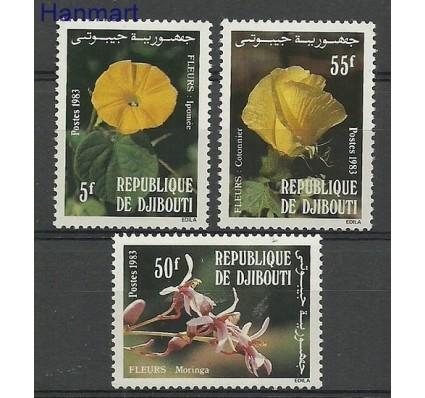 Znaczek Dżibuti 1983 Mi 366-368 Czyste **