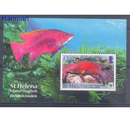 Znaczek Wyspa św. Heleny 2011 Mi bl 56 Czyste **
