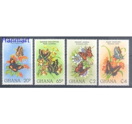 Znaczek Ghana 1982 Mi 928-931 Czyste **