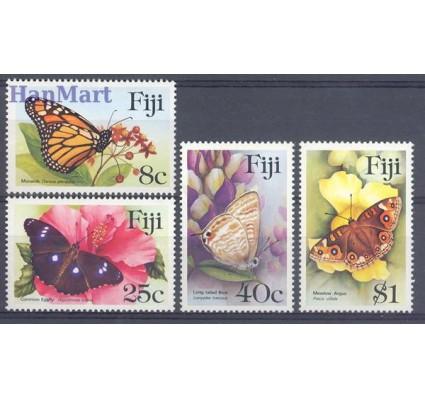 Znaczek Fidżi 1985 Mi 517-520 Czyste **