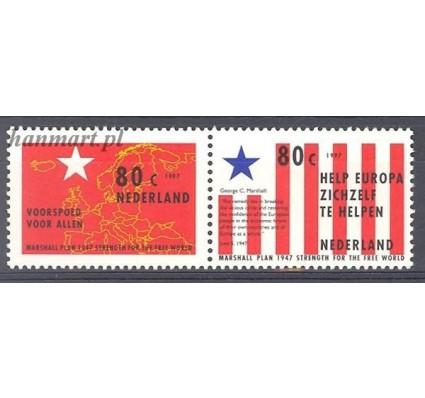 Holandia 1997 Mi 1620-1621 Czyste **