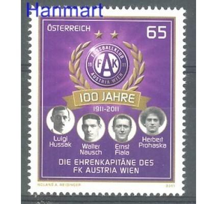 Znaczek Austria 2011 Mi 2913 Czyste **