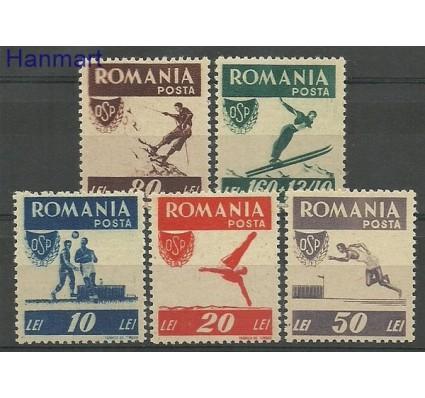Znaczek Rumunia 1946 Czyste **