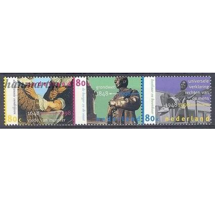 Znaczek Holandia 1998 Mi 1649-1651 Czyste **