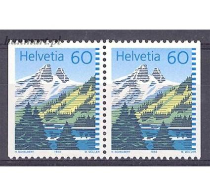 Znaczek Szwajcaria 1993 Mi 1489dl,dr Czyste **
