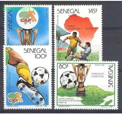 Znaczek Senegal 1988 Mi 973-976 Czyste **