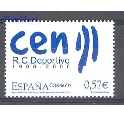 Znaczek Hiszpania 2006 Mi 4161 Czyste **