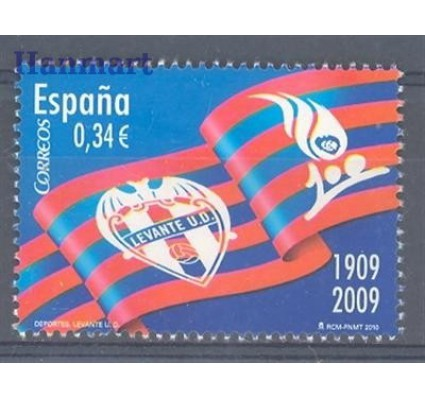 Znaczek Hiszpania 2010 Mi 4503 Czyste **