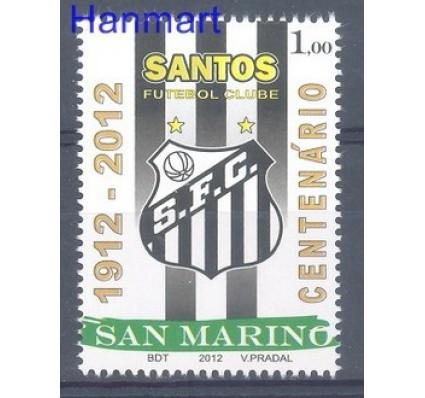 Znaczek San Marino 2012 Mi 2513 Czyste **