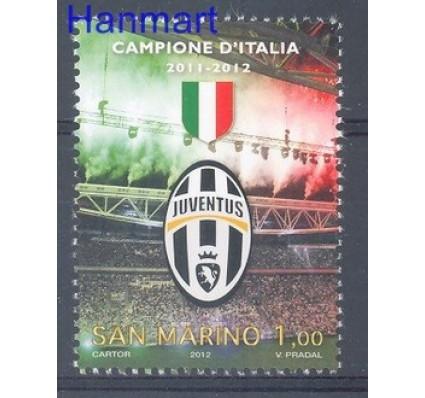 Znaczek San Marino 2012 Mi 2522 Czyste **