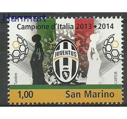 Znaczek San Marino 2014 Mi 2595 Czyste **