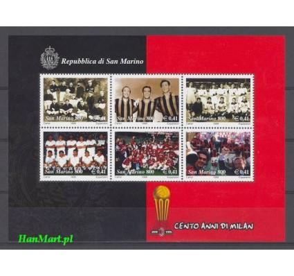 Znaczek San Marino 1999 Mi bl 25 Czyste **