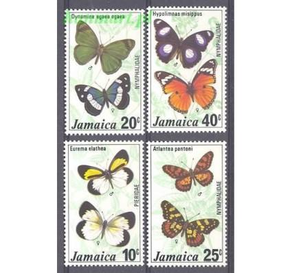 Znaczek Jamajka 1977 Mi 423-426A Czyste **