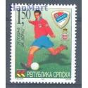 Republika Serbska 2001 Mi 229 Czyste **