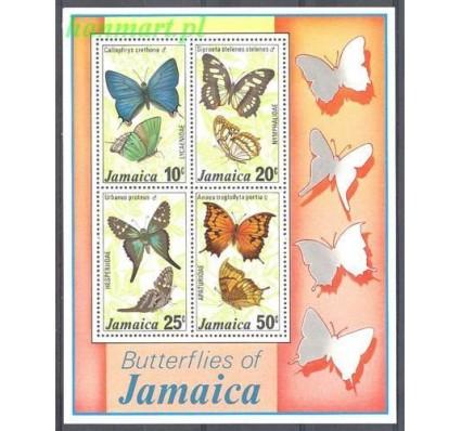 Znaczek Jamajka 1978 Mi bl 13 Czyste **