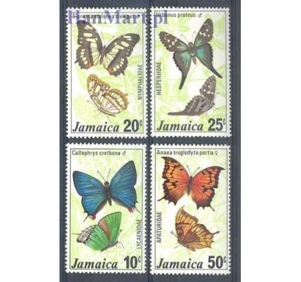 Znaczek Jamajka 1978 Mi 435-438 Czyste **